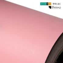 현대엘앤씨 인테리어필름 무광시트지 핑크 S232