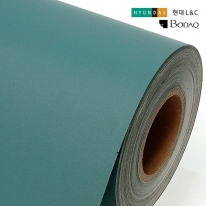 현대엘앤씨 인테리어필름 무광시트지 청록색 S230