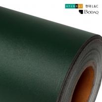 인테리어필름 싱크대시트지 현대엘앤씨 다크그린 S233