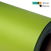 현대엘앤씨 인테리어필름 무광시트지연두색 S219
