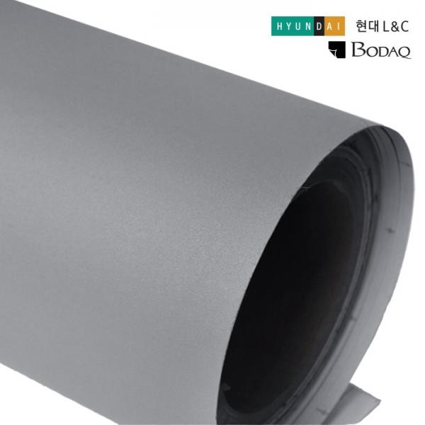 인테리어필름 싱크대 시트지 현대엘앤씨 그레이 S235