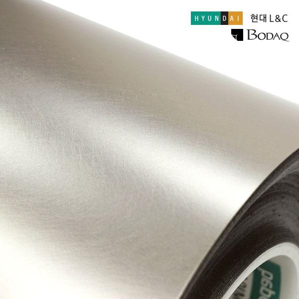 인테리어필름 메탈릭 냉장고시트지 현대엘앤씨 UMI04