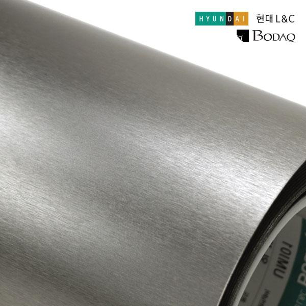 인테리어필름 메탈릭 냉장고시트지 현대엘앤씨 UMI01