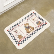 패치아이곰 욕실매트45x65