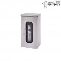 스텐 1구 소화기함 SY-7004N 방수형 소화기 보관함