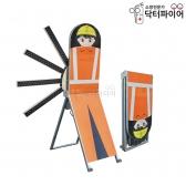 로봇신호수 안전 시선유도장치 폴더형 순차점멸기