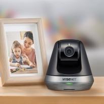 [한화테크윈] 실시간 홈모니터링 CCTV SNH-V6410PN / 200만화소 회전형