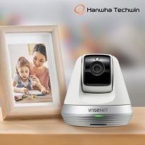 한화테크윈 200만화소 Wi-Fi 홈CCTV SNH-V6410PNW