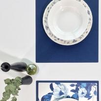 친환경 블루 방수식탁매트