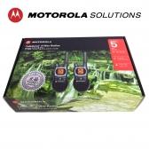 모토로라 무전기 TALKABOUT EM1006 PLUS 2대 1세트