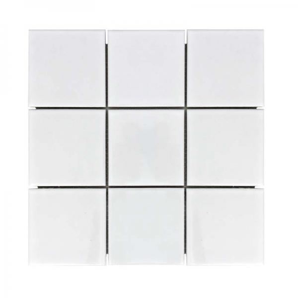 [모자이크타일]300x300 화이트(무광) / 1박스(11장)