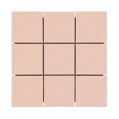 [모자이크타일]300x300 핑크(무광) / 1박스(11장)