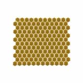[모자이크타일] 육각 헥사곤 타일 골드 유광 G23-HX-GOLD / 1박스(13장)