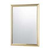 [거울] 골드 스테인레스 직사각 와이드 침실 거실 화장대 세면대 벽 거울 (800X1100) SP-8011