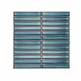 [모자이크타일] 직사각형 직각 레트로 타일 티파니 유광 1박스(11장) G145-TIFFANY