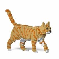 [JEKCA] 걷는 고양이레고 (치즈태비)