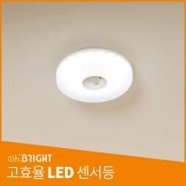 오브라이트 LED 현관 베란다 센서등 12W