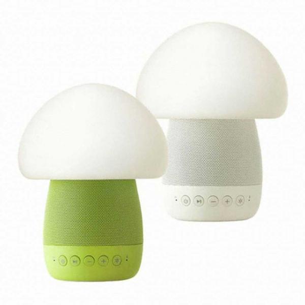 이모이 EMOI  머쉬룸 램프 수유등 무드등 취침등 인테리어소품 실리콘 소재