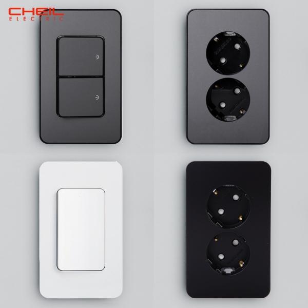 제일전기공업 디아트 스위치 콘센트 전기 전등 매입