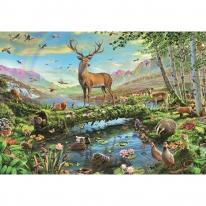 [2000조각직소퍼즐]Wildlife Splendor JB18357