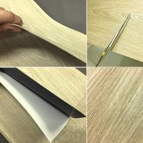 멸균인증 바닥시트지 바닥장판 데코타일 점착식 바닥재 친환경 특허기술 -SLT003애쉬