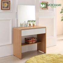 루앙600 서랍화장대세트(거울+의자포함)