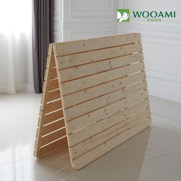 포디 삼나무 퀸Q 깔판형침대