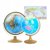 지구본 대형세계지도 서전