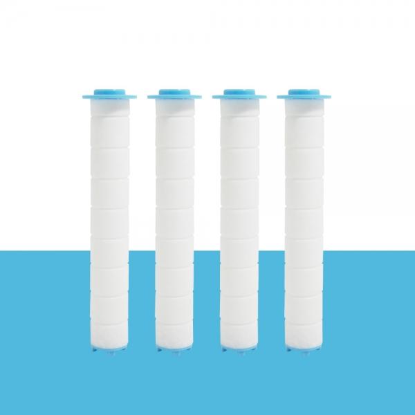 바스템 모던 필터 샤워기 전용 교체 필터 4P