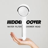 바스템 리워터 히든커버 필터 샤워기