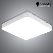 LED사각 슬림방등 LG칩사용 DIY조명 라리앙 슬림 방등 (화이트/블랙 타공/무타공) (4종중 택1)