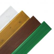 컬러방부목데크/1800mm/칼라방부목각재/무료컷팅/최고급칼라도료/칼라데크재