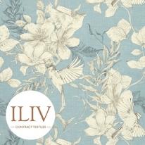 ILIV Sketchbook Fabric Wedgewood  영국수입원단