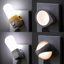 콘센트형 LED 취침등