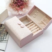 약혼반지 결혼예물 악세사리 주얼리 보관 나비 보석함