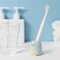 홈 욕실 데스크 도자기 위생 칫솔꽂이 프렌즈 스탠드