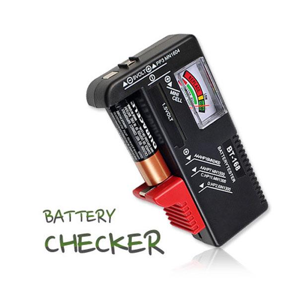 [HICKIES] 만능 배터리 체크기