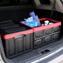 캠핑낚시 정리 보냉 방수팩 커버 55L 폴딩 트렁크박스