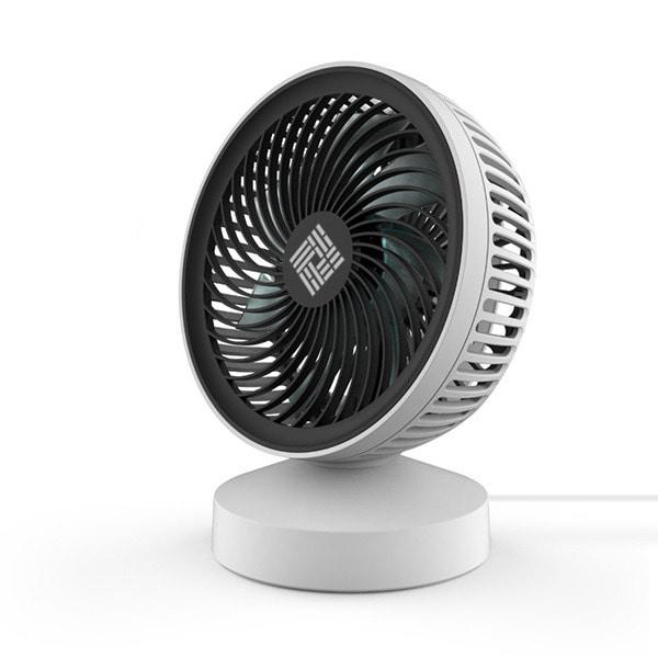 [비치백증정] 공기순환 에어서큘레이터 USB선풍기 FLYING300