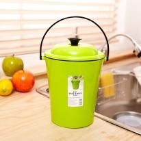 샤바스샤론음식물쓰레기통 2.7L