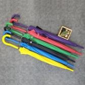 곡자무지 자동 장우산 (색상랜덤)