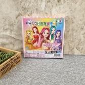 시크릿쥬쥬 색종이5000