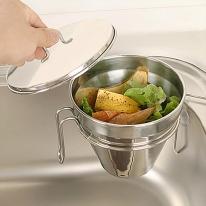 음식물 쓰레기 분리함