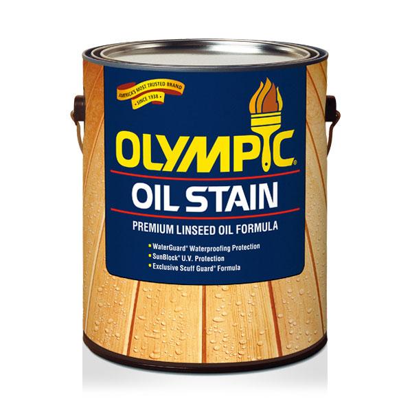 올림픽 프리미엄 오일스테인 3.78L