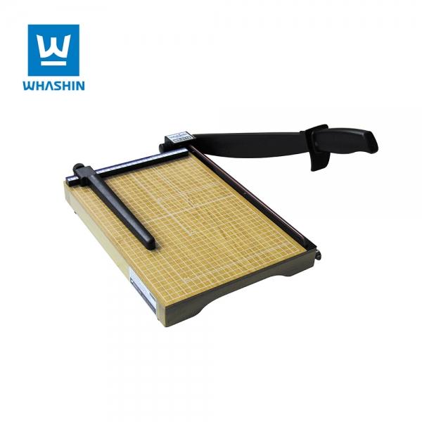 화신 나무재단기(A4) No.3112 / Wooden paper trimmer (A4)