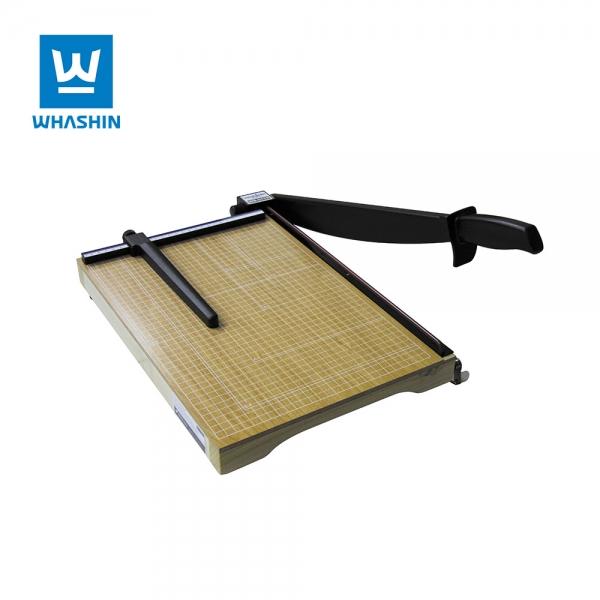 화신 나무재단기(B4) No.3115 / Wooden paper trimmer (B4)