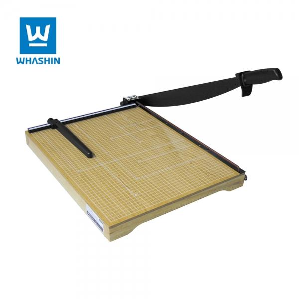 화신 나무재단기(A3) No.3118 / Wooden paper trimmer (A3)