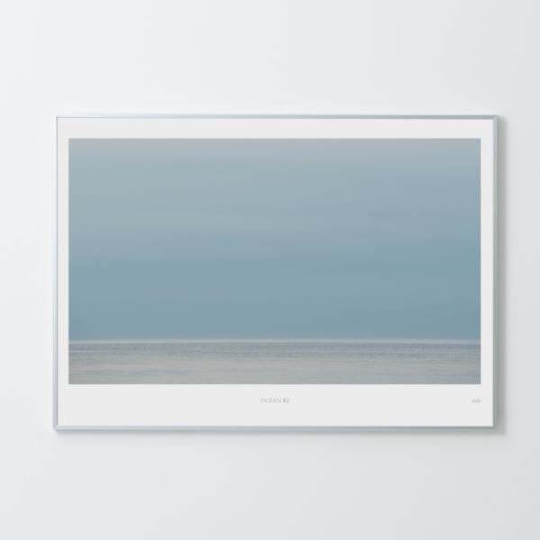 인테리어액자 타이드 아트프레임 바다 #2 (A1/A2 Size)