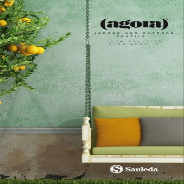 LISO (56 색상) 스페인 아웃도어 패브릭 - 방수, 자외선 및 색바램 방지 기능성 패브릭
