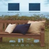 LISO (49색상) 스페인 아웃도어 패브릭 - 방수, 자외선 및 색바램 방지 기능성 패브릭
